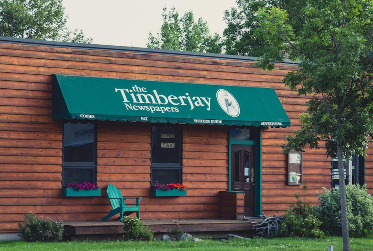 Timberjay
