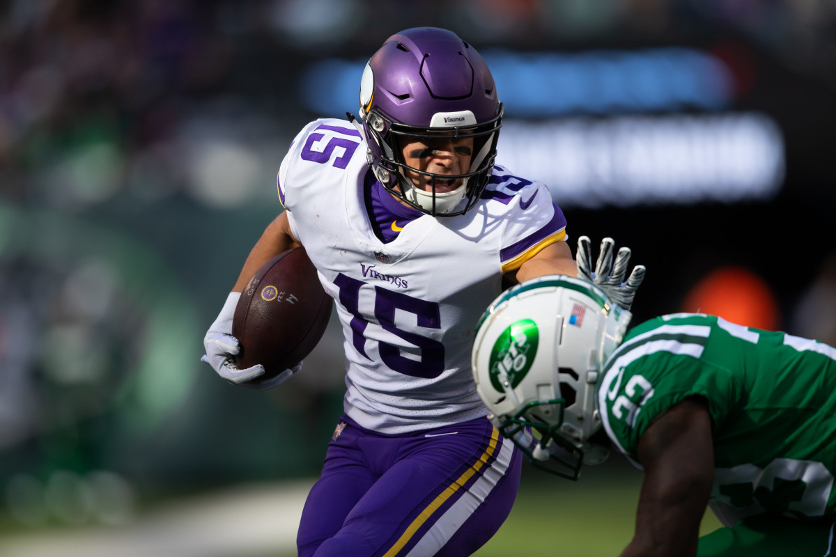 new style 141da 99423 Vikings release first depth chart before preseason opener ...