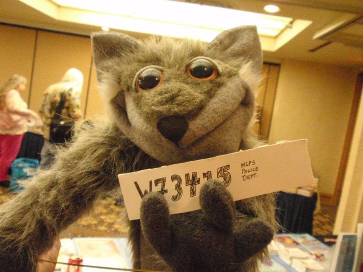 Wolfie B. Bad, whose shows were cancelled at the MN Fringe Festival.