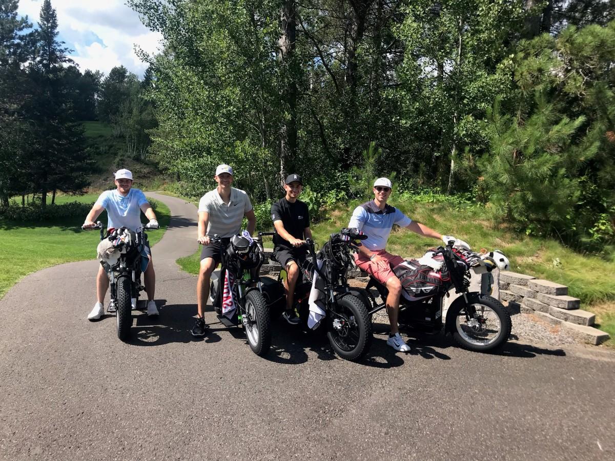 Finn Cycle at Giants Ridge