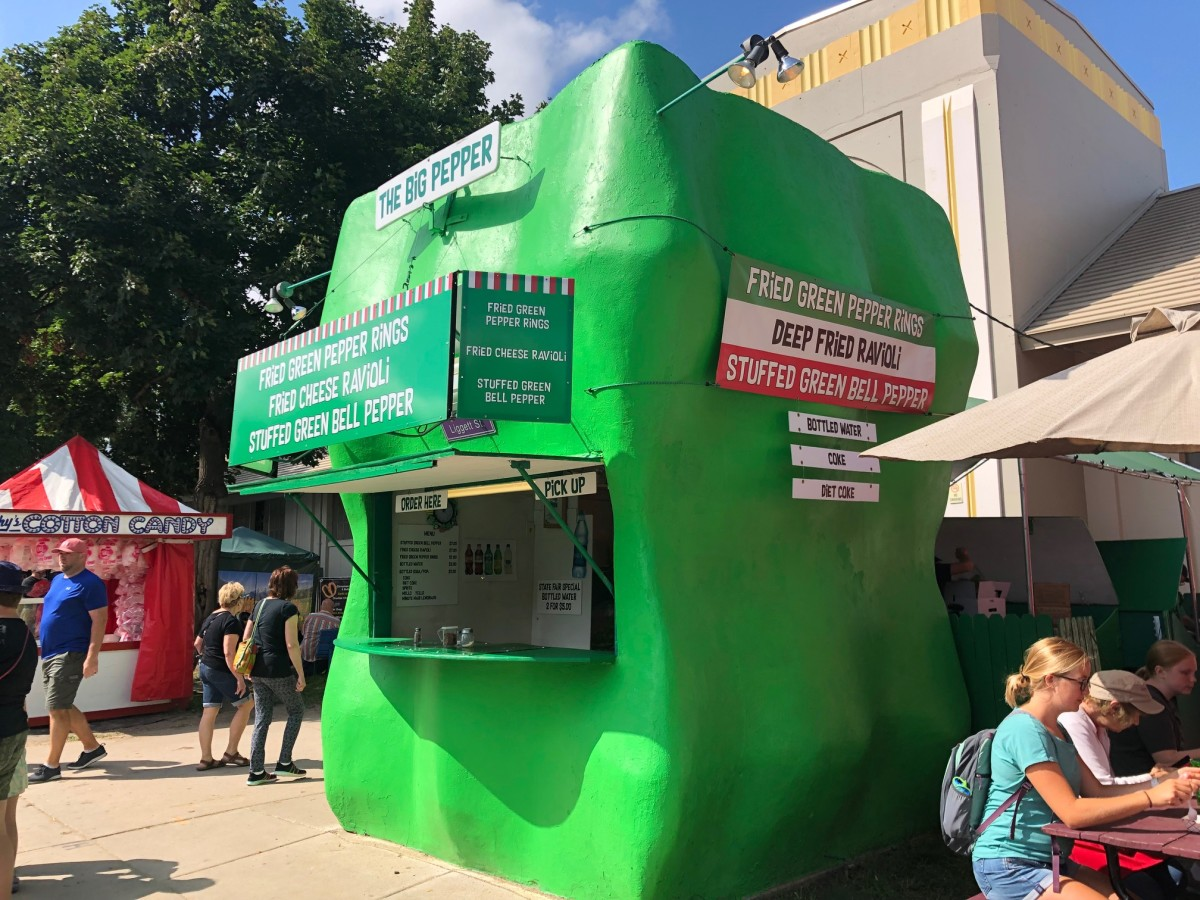 Big Pepper State Fair