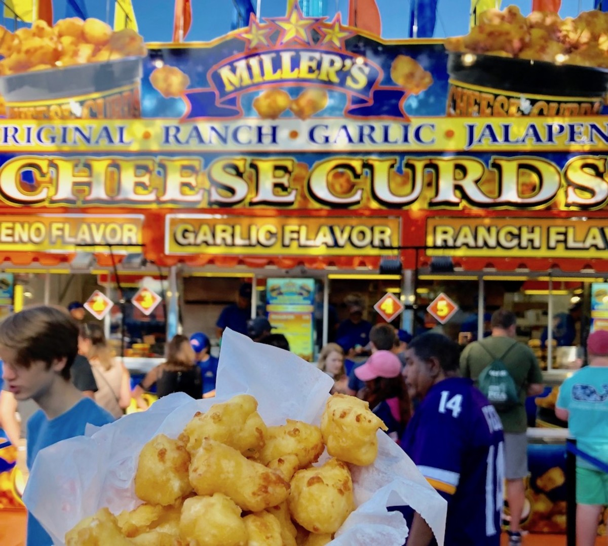 Millers cheese curds