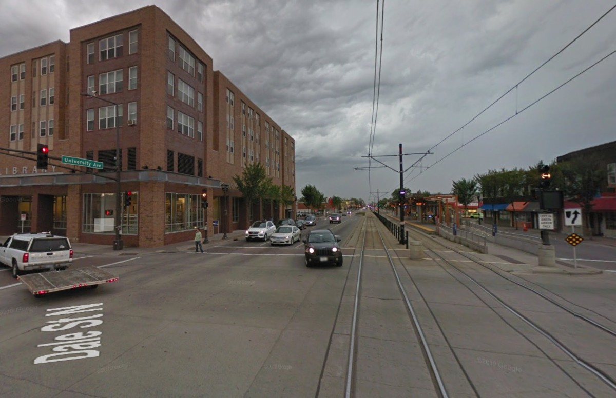 Woman hit and killed by Green Line train in St  Paul - Bring