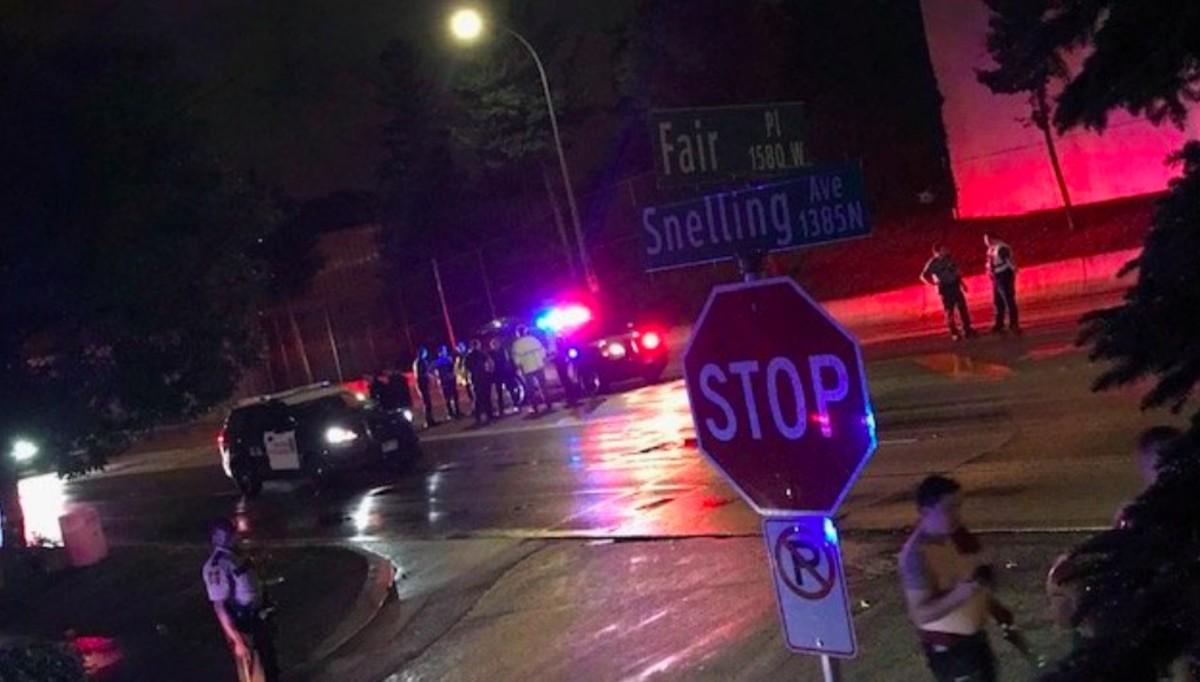 State Fair collision