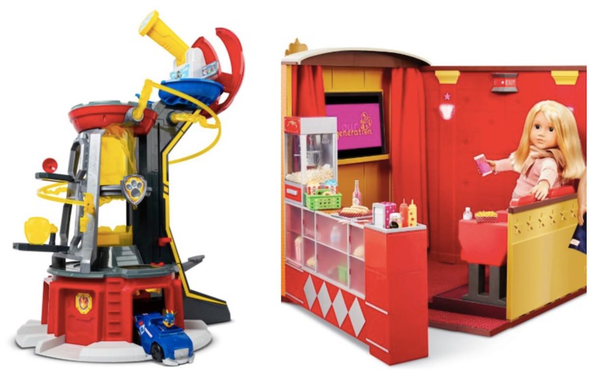 Target Top Toys