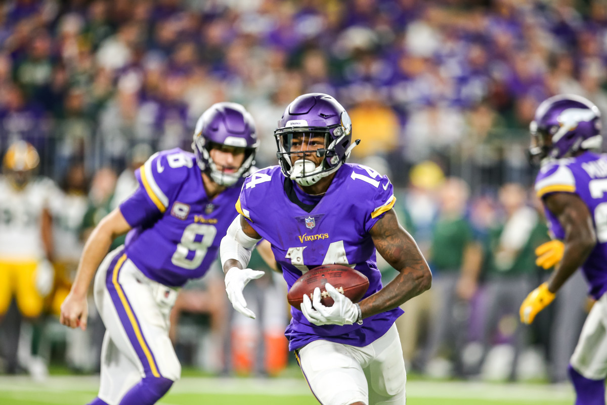 We need to get real with all the Stefon Diggs speculation ...