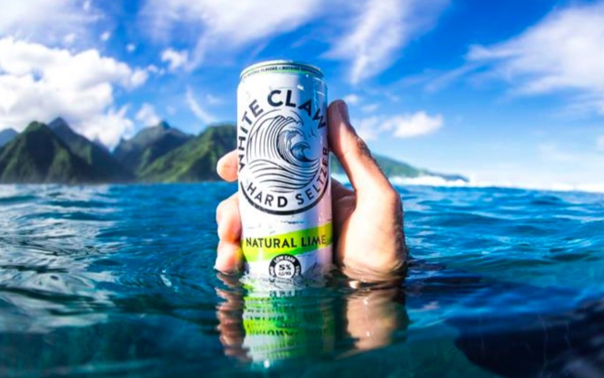 There's a 'shortage' of White Claw, so find another hard ...
