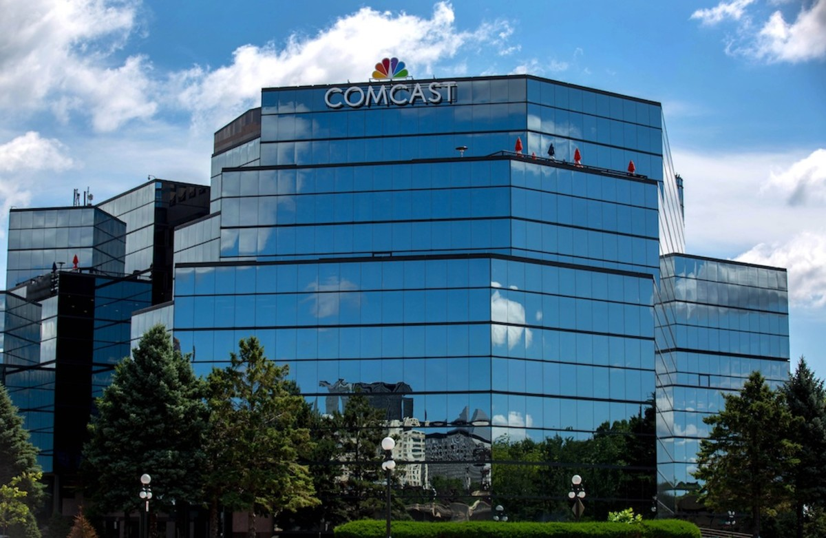 Comcast St. Paul Office