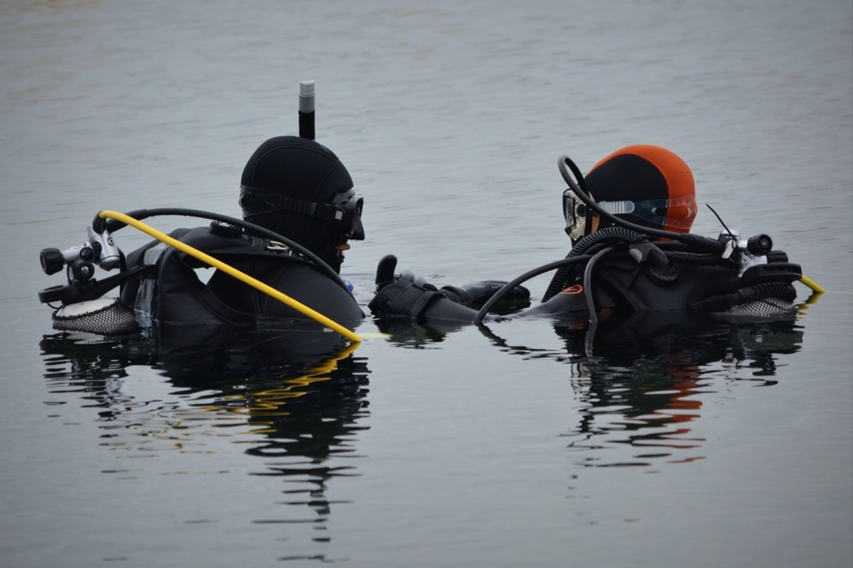Diving rescue