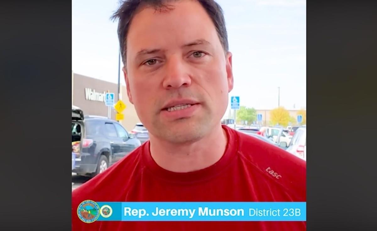 Jeremy munson