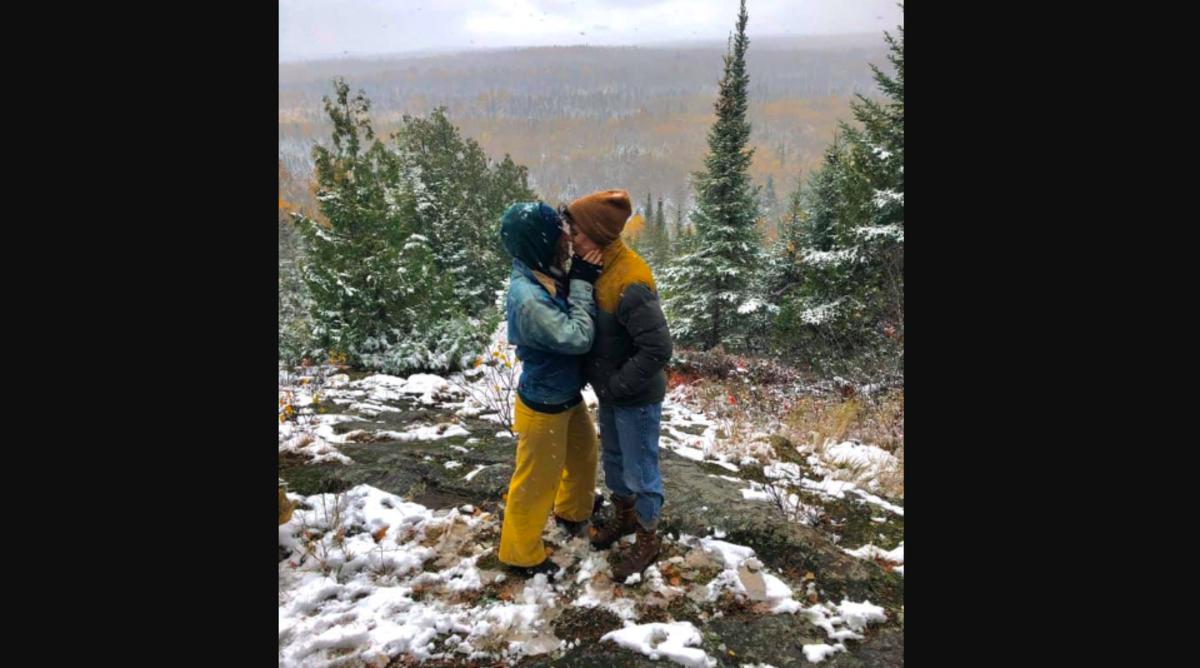 Jana Shortal gets engaged.