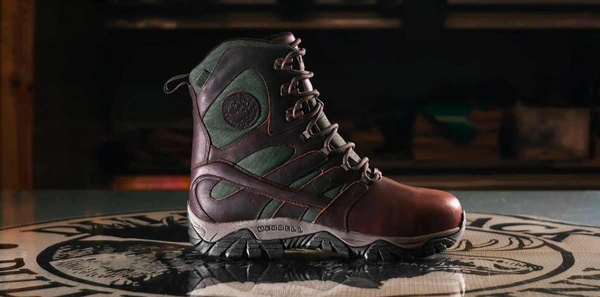 Duluth Pack And Merrell Team Up To Launch New Outdoor Boot Bring