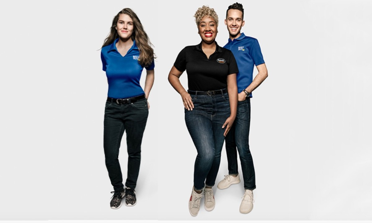 Best Buy follows Target by telling staff they can wear jeans