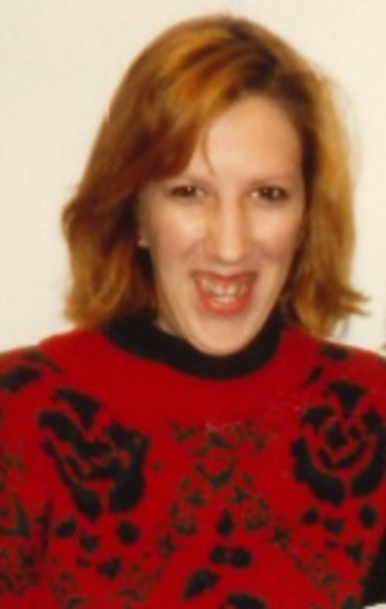 Peggy Lynn Johnson