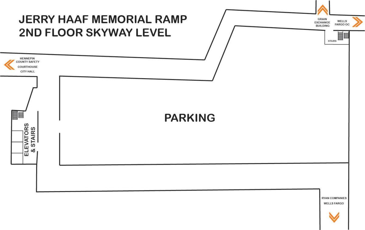 Map ramp