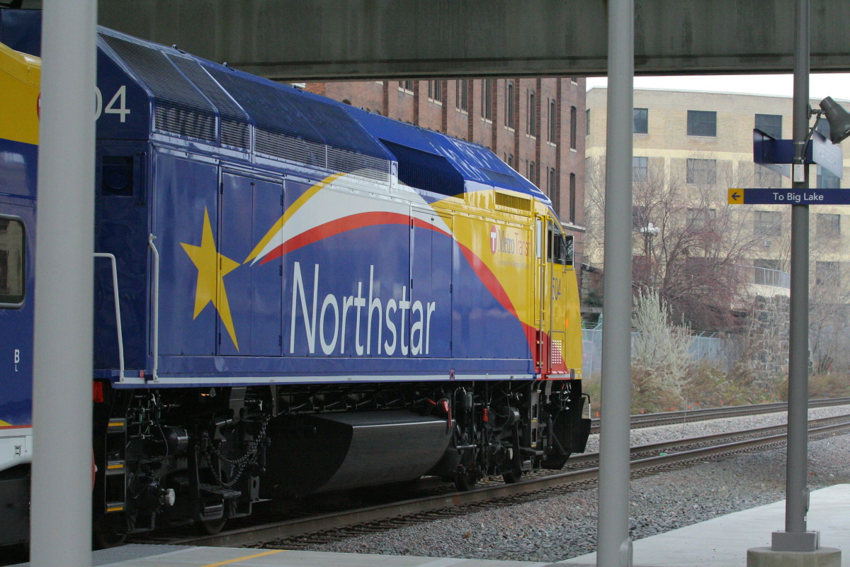 Northstar train