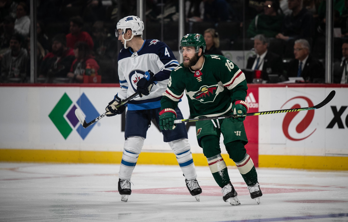 Wild Forward Jason Zucker Undergoes Surgery On Broken Leg Bring