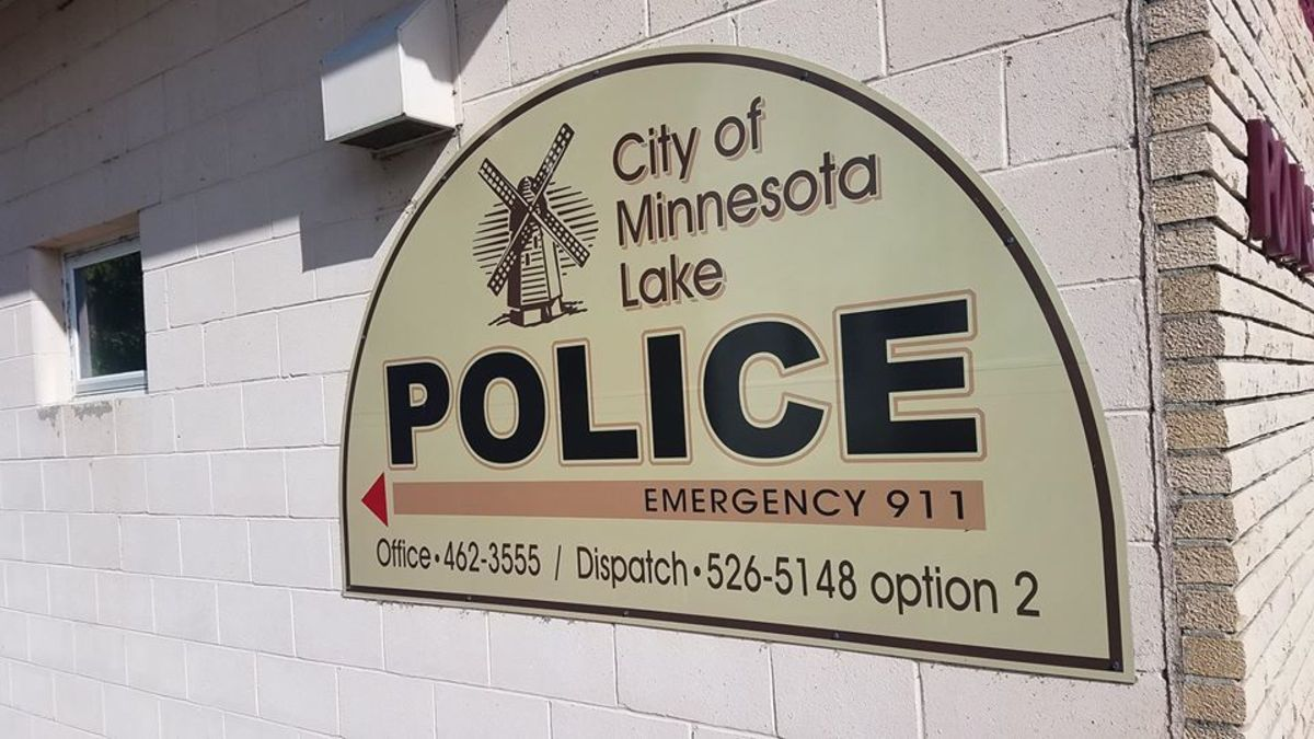 Minnesota Lake Police