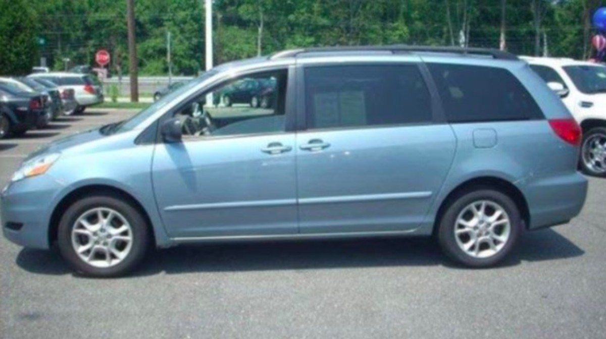 Janeen peters minivan