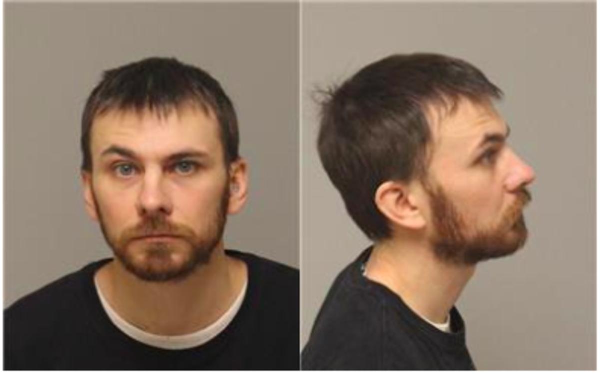 """Allen DeanEssen Jr., suspect in """"Revo"""" graffiti vandalism"""