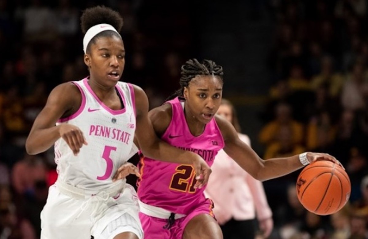 Gophers continue NCAA tourney push with 6th straight win