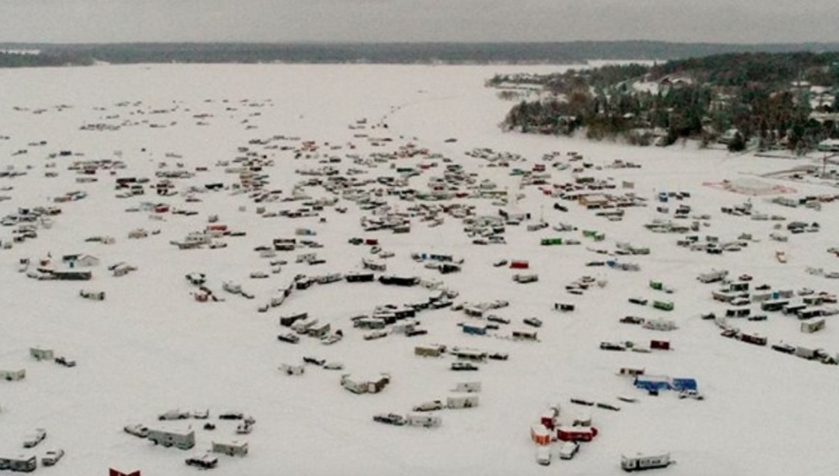 Ice safety concerns will restrict traffic on Leech Lake