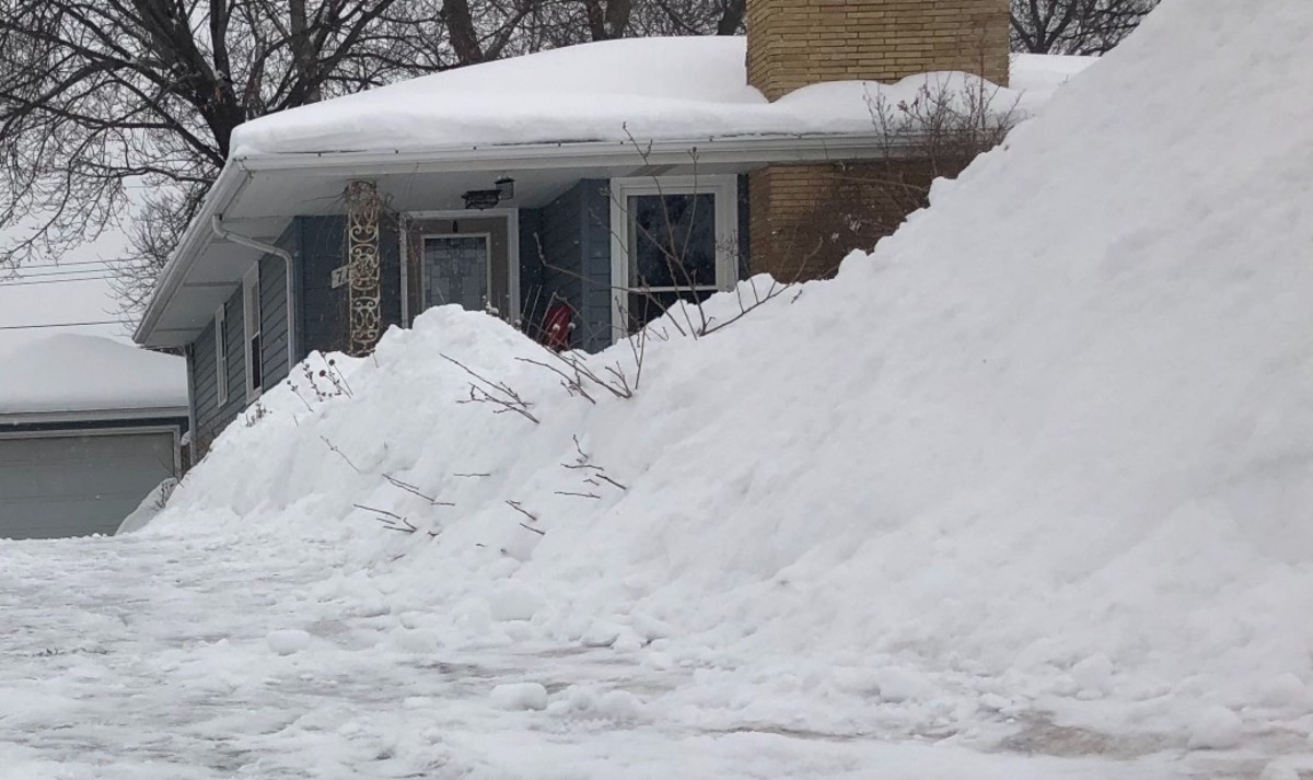 Check out the final snowfall tallies across Minnesota from