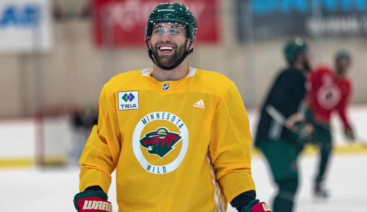 What S Going On With Paul Fenton And Jason Zucker Bring Me The News