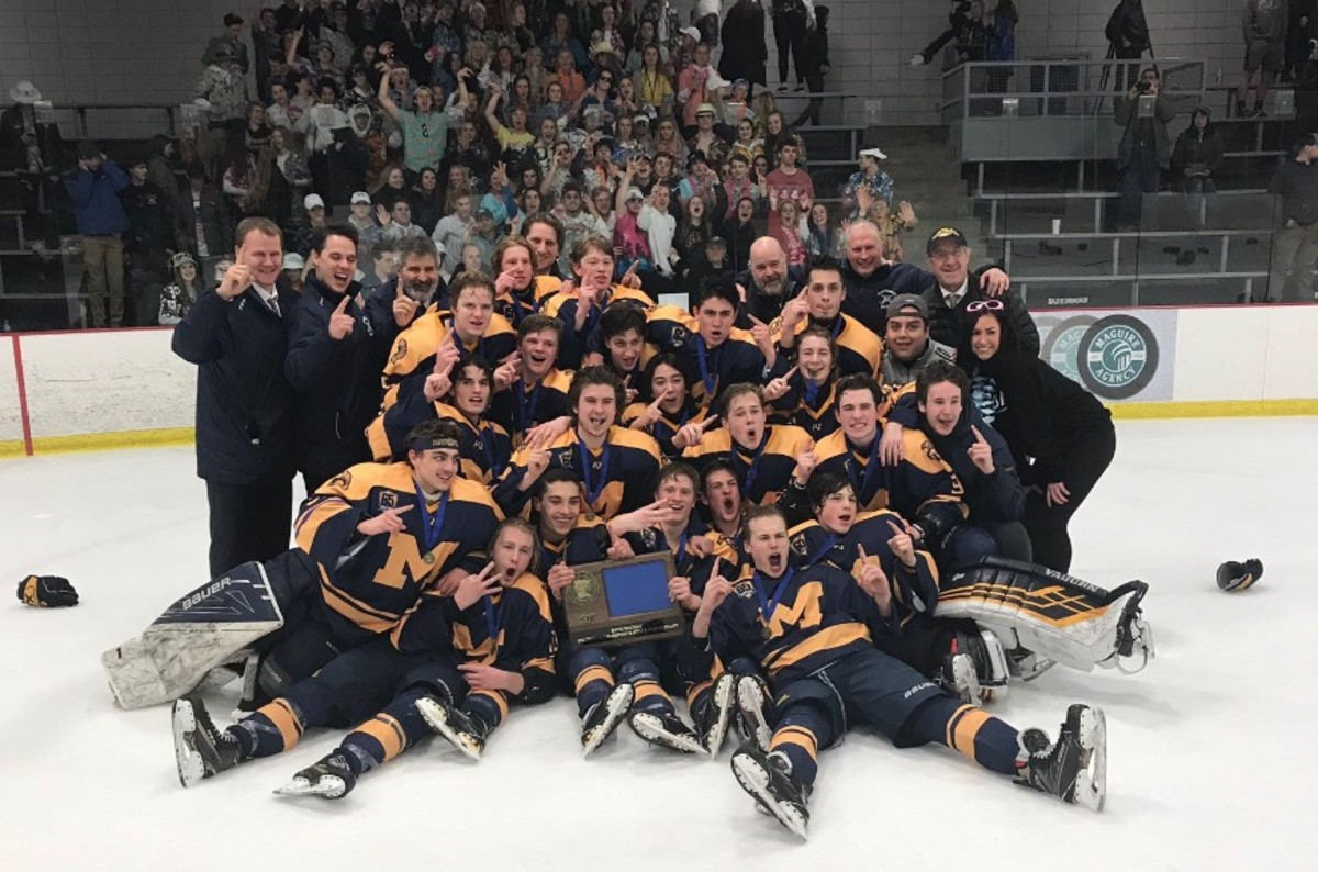Here Are The Brackets For The 2019 State Boys Hockey Tournament