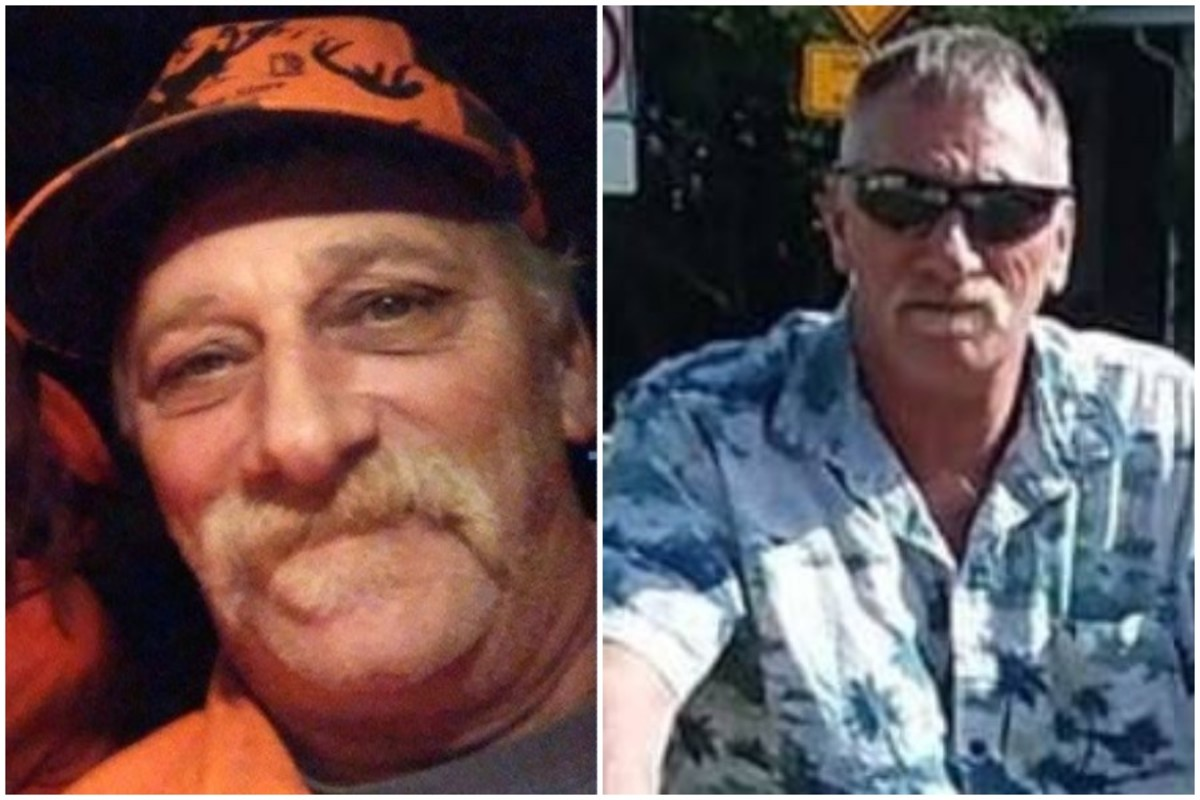 "Robert ""Bob"" Rabbers, missing since Feb. 1."