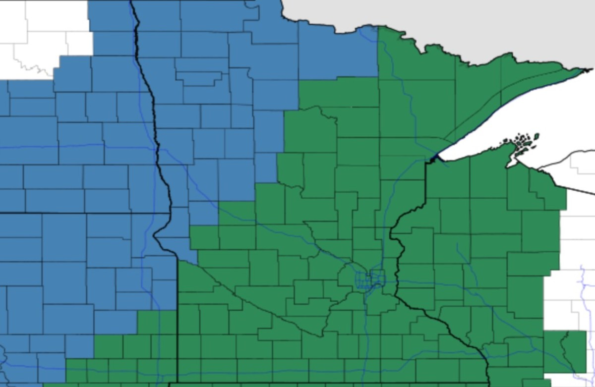 Every County In Minnesota Is In A Flood Or Winter Storm
