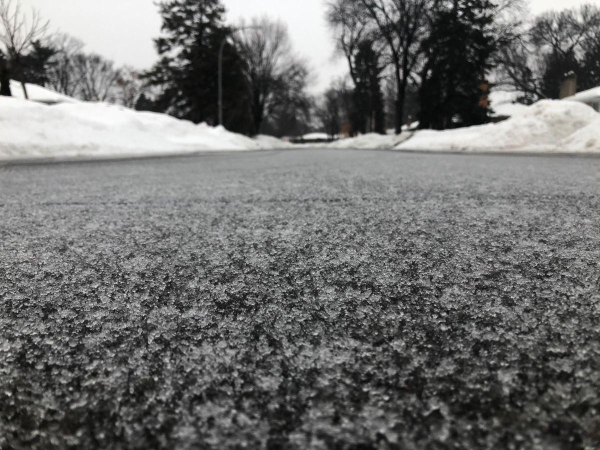 slush, snow