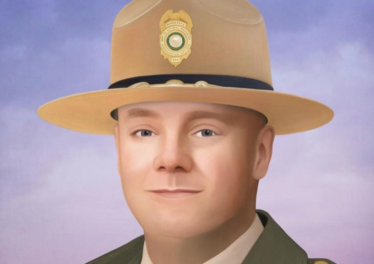Portrait of CO Eugene Wynn Jr.