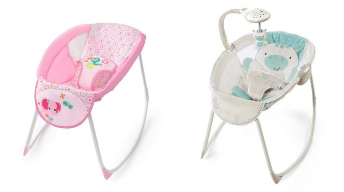 Infant Deaths Lead To Recall Of Rocking Sleepers Sold At