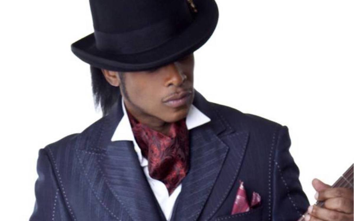 Former Time guitarist Jesse Johnson