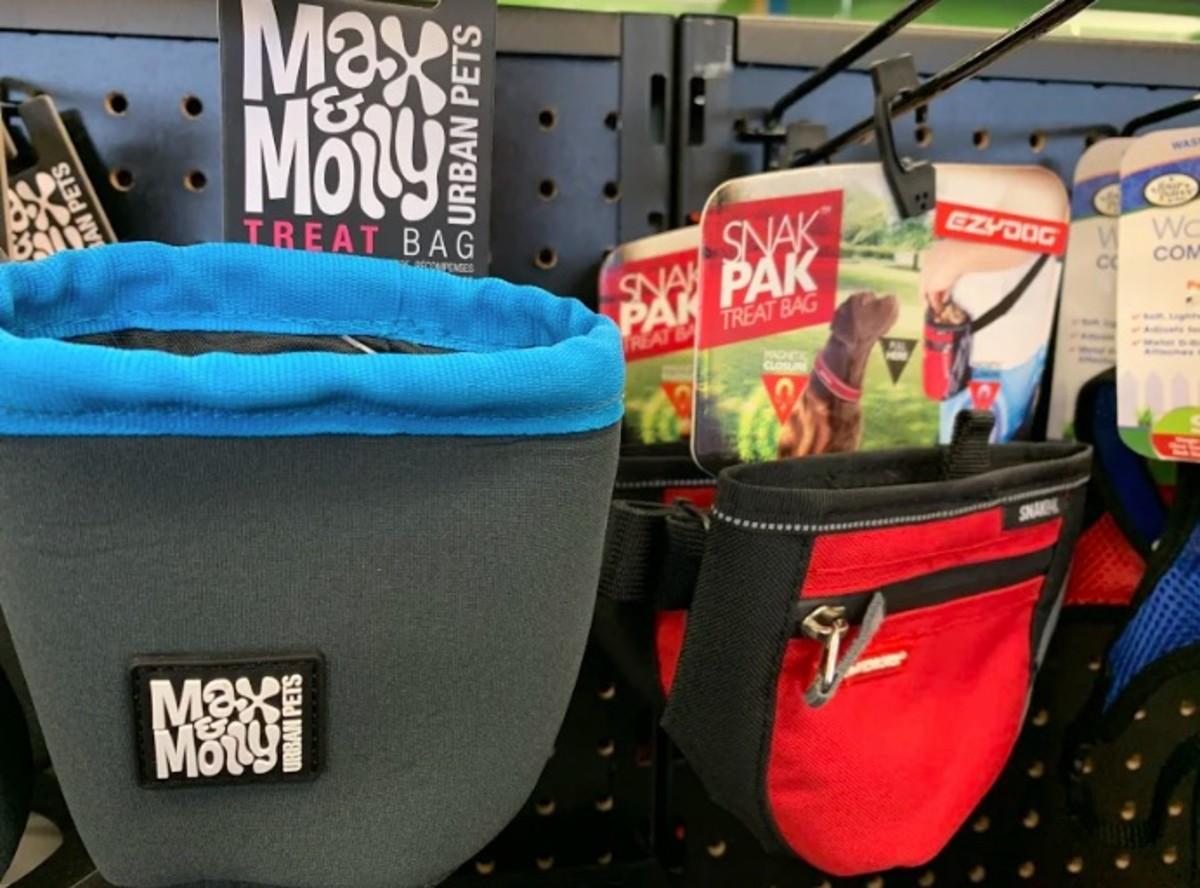 Reusable treat bag