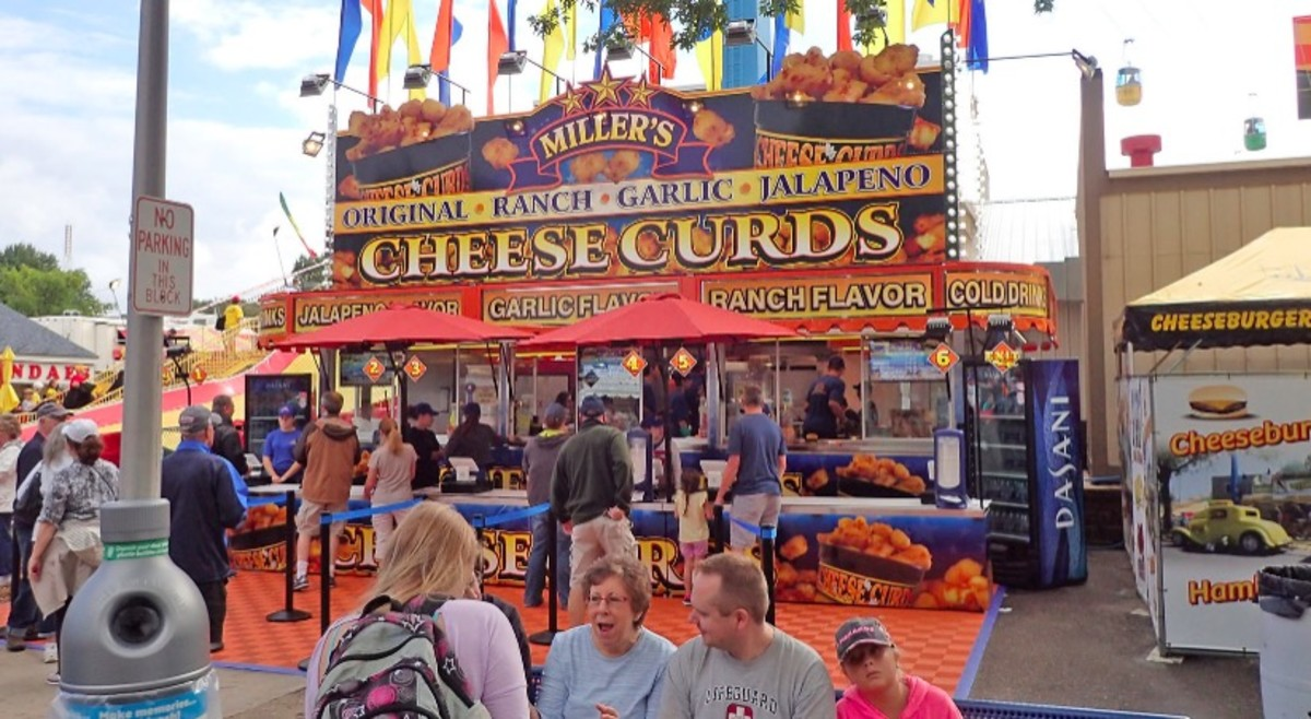 Miller's Flavored Cheese Curds