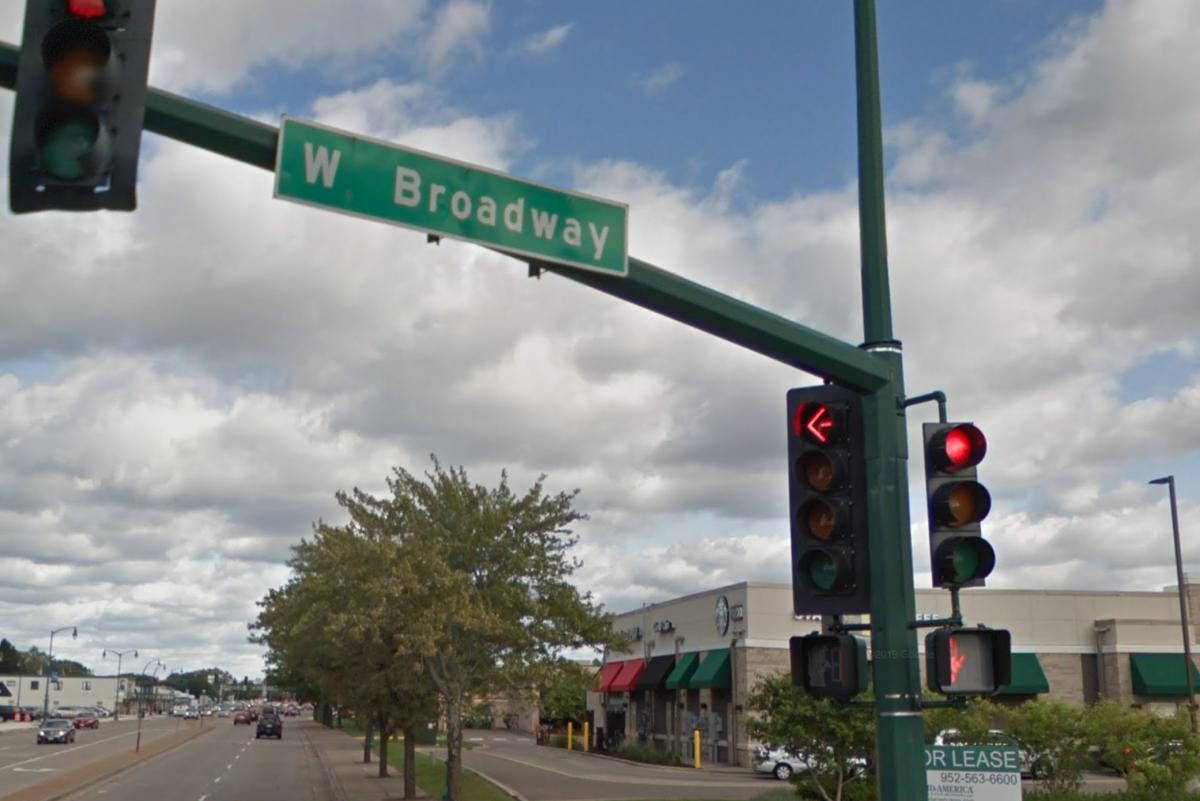 West Broadway Avenue