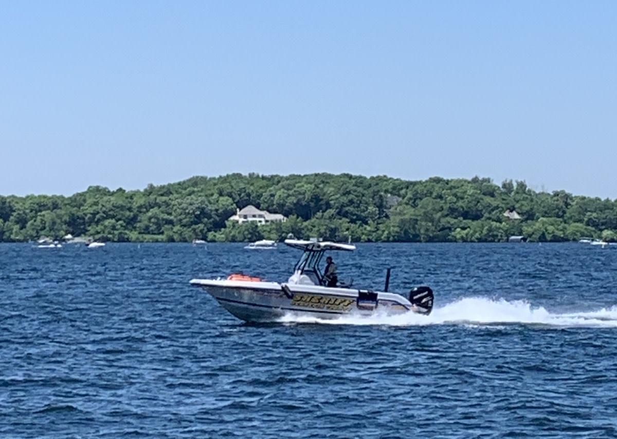 hennepin county sheriff water patrol lake minnetonka