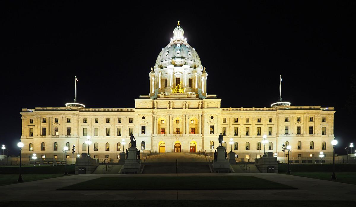 Minnesota_State_Capitol_night