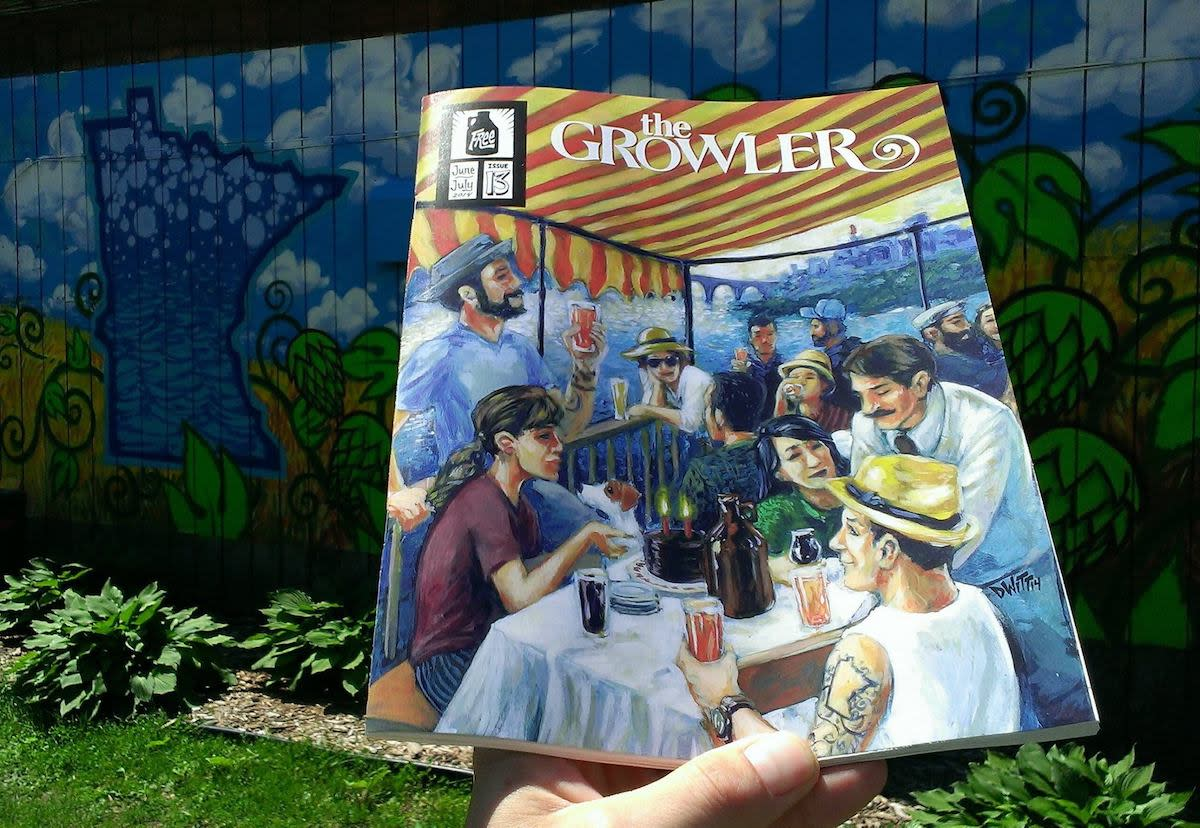 growler magazine