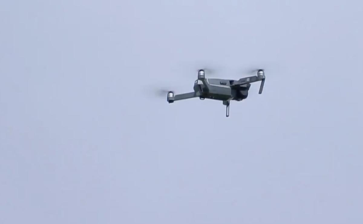 Twins drone
