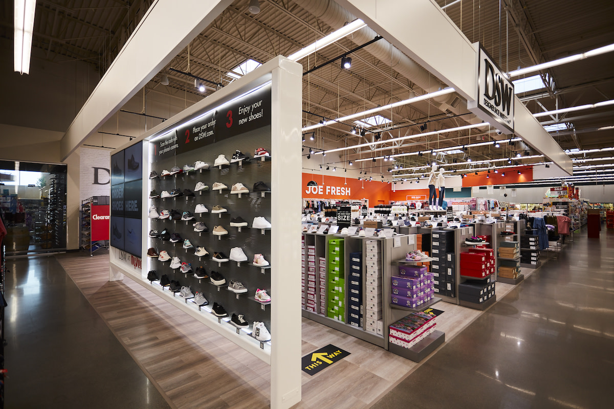 Mini DSW shops to open at 6 Hy-Vee