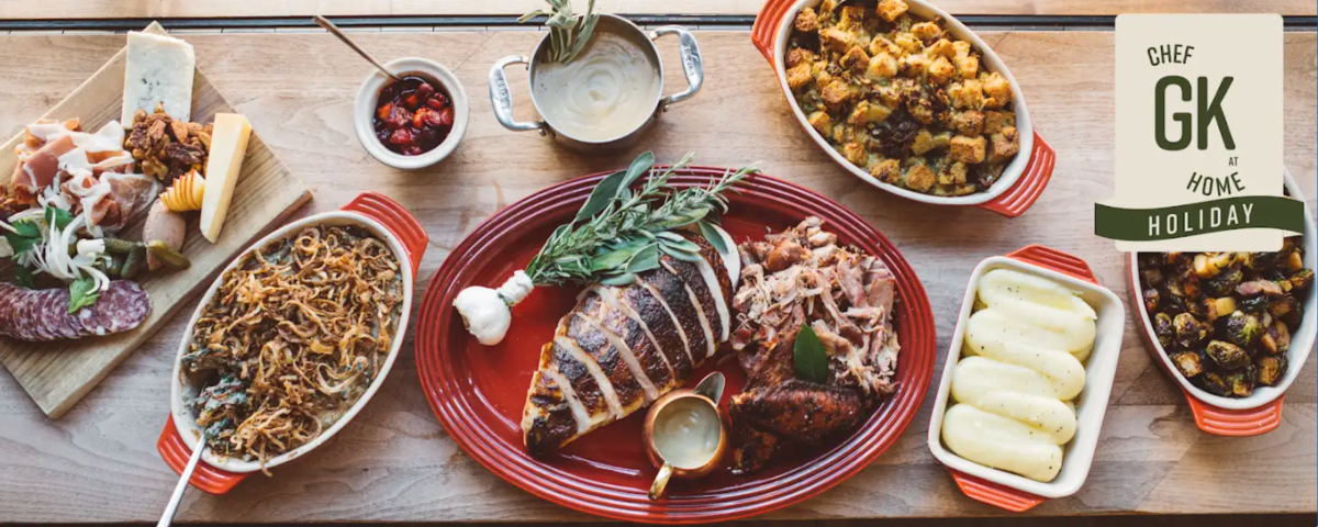 Renowned Minneapolis Chef Gavin Kaysen Offers Thanksgiving To Go Bring Me The News