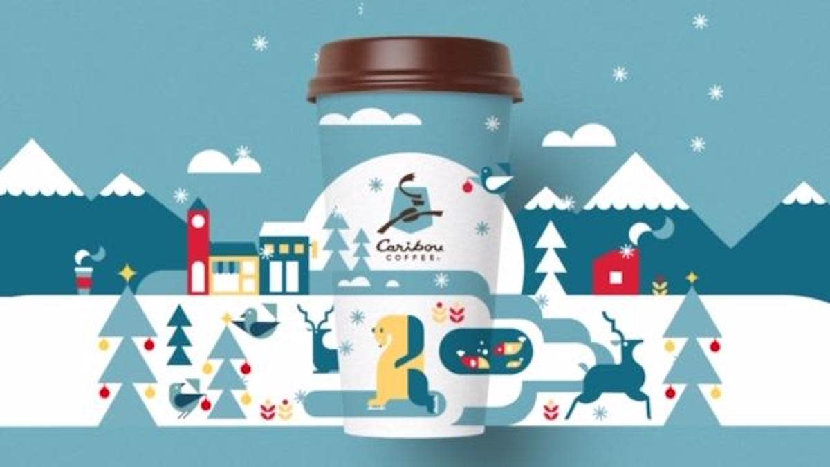 Caribou Coffee Holiday 2020