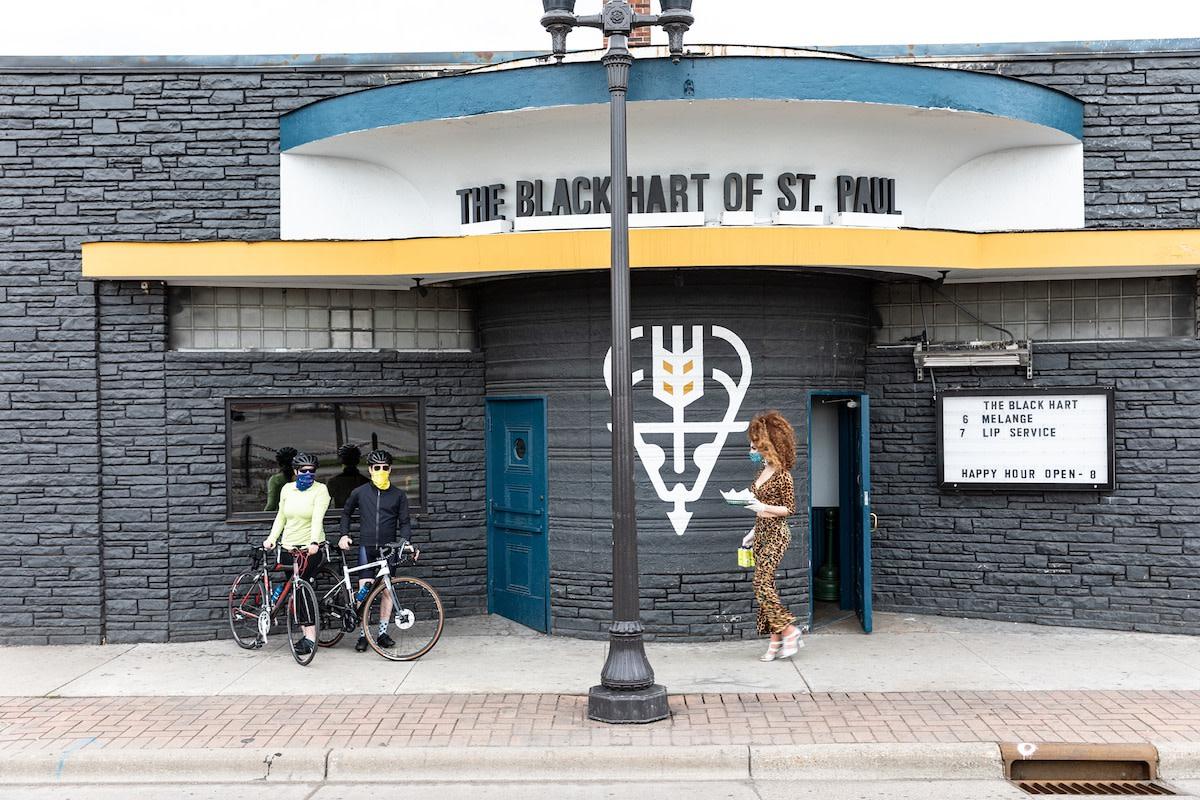 the black hart of st. paul