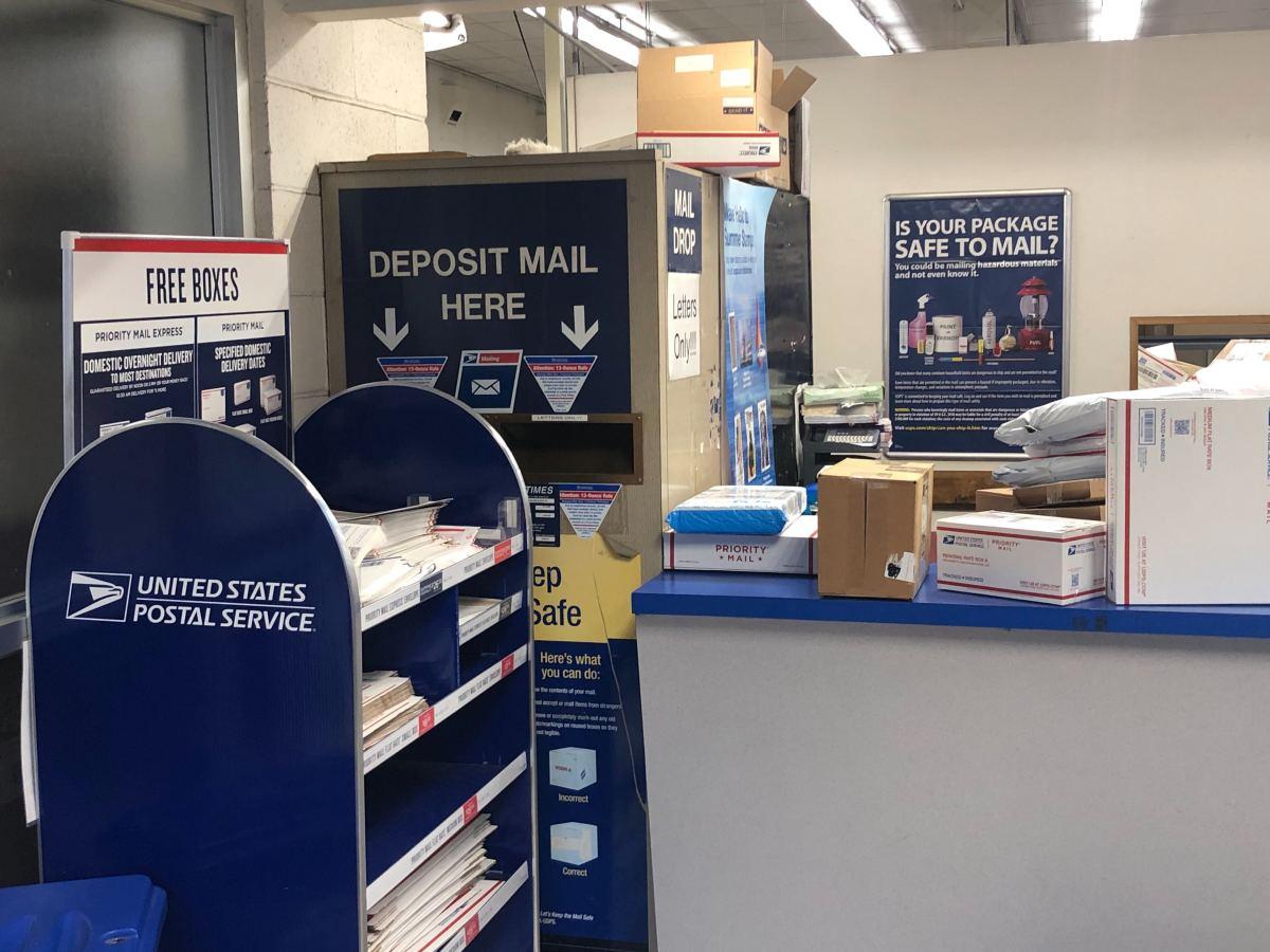 USPS, post office