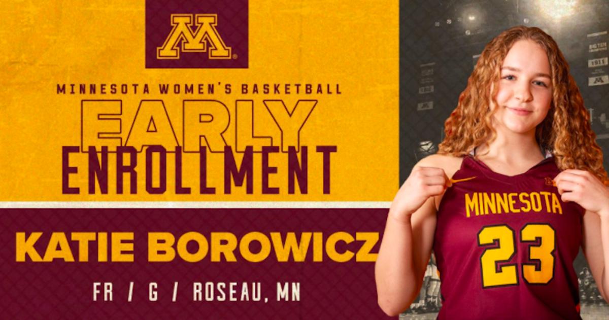 Katie Borowicz/Gopher Basketball