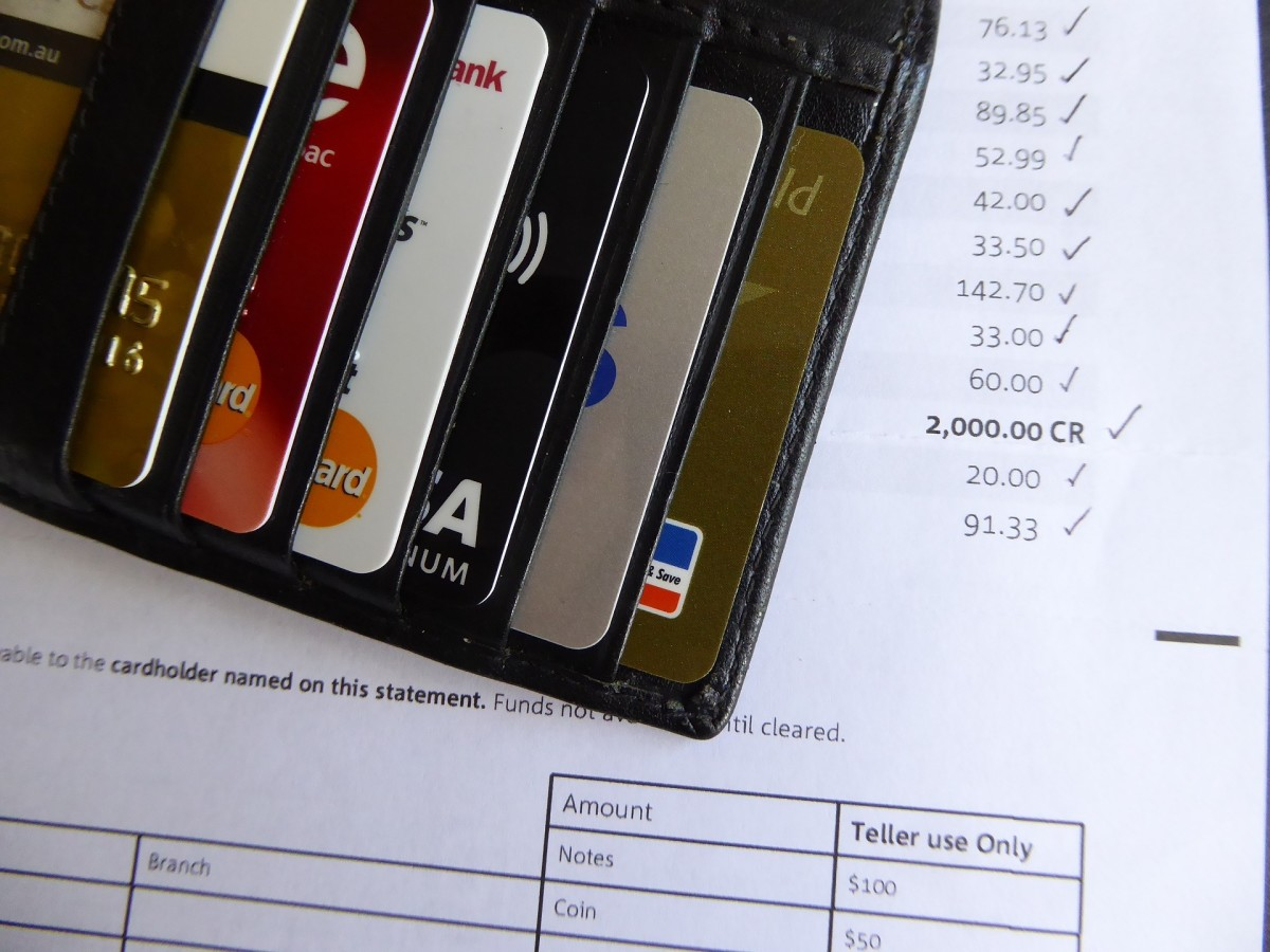 credit cards, debt, bills