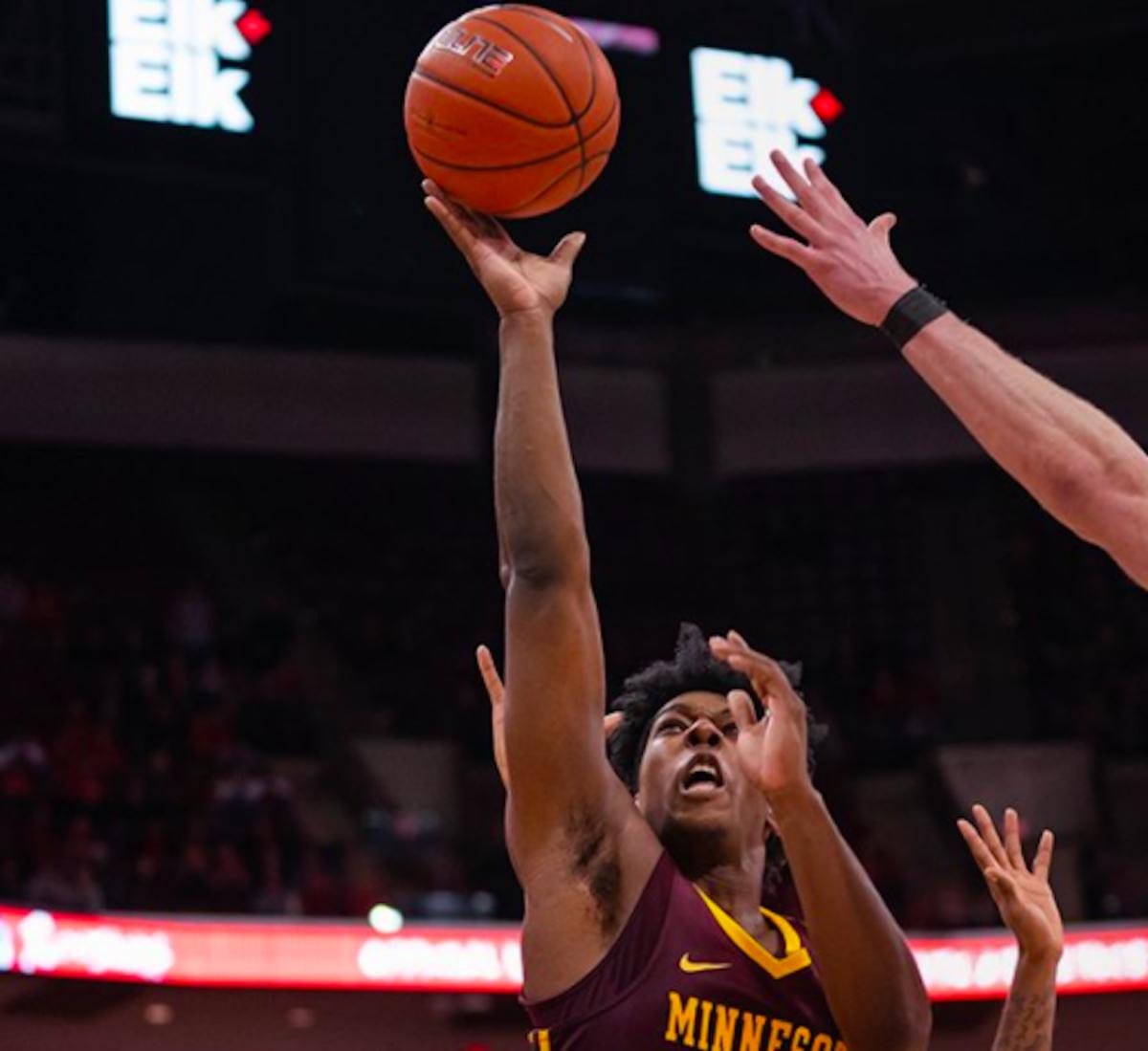 Marcus Carr/Gopher Basketball